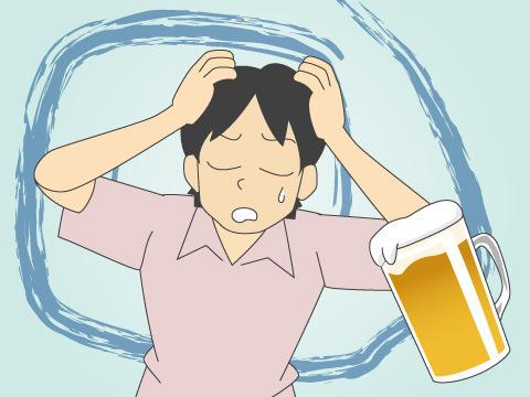 辛い二日酔いを即効で解消する方法とは!?二日酔いになったら是非試してみて!!