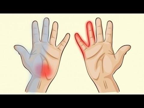 手のしびれや痛みはありませんか?手が教えてくれる健康状態!それは病気のサインかもしれませんよ!?