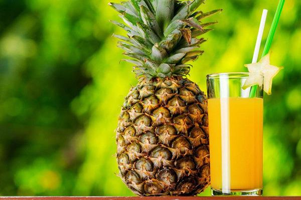 パイナップルジュースの凄まじいパワーについて!毎日飲み続けることで体に驚くべき効果と変化が現れる!!