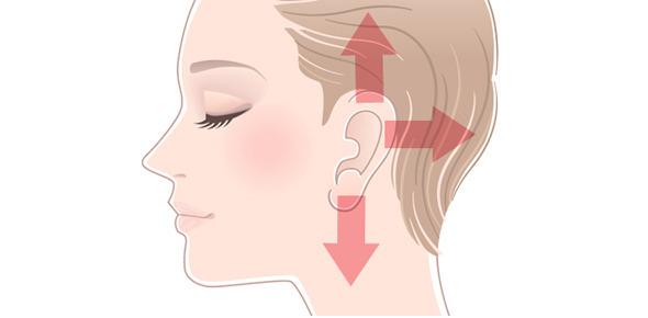 耳を引っ張るだけで体に起きる効果が凄すぎる!首と肩のこり解消・風邪予防・二重顎が解消!