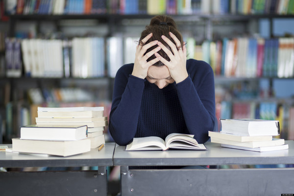 ストレスによる注意すべき6つの症状!!ストレスは溜めないようにしましょう!
