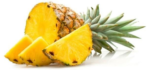 パイナップルは抗炎症作用・減量・解毒・歯や目の健康維持などに効果がある!パイナップルの10個の健康効果とは!?