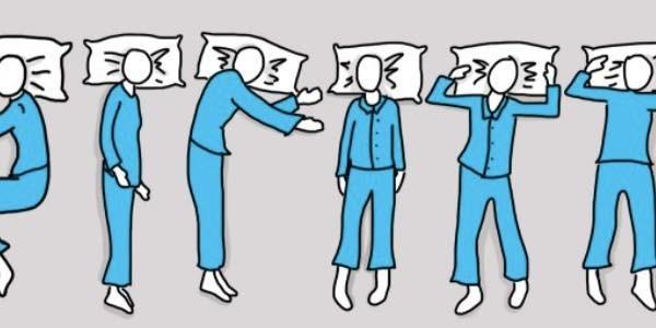 あなたの寝相は大丈夫?悪い寝方で腰痛・肩こりが起こる?その悪い寝方の改善方法とは?